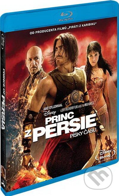 Princ z Persie: Písky času Blu-ray