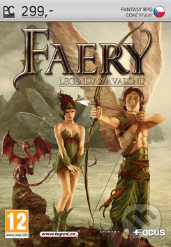 Faery Legendy z Avalonu - Game shop