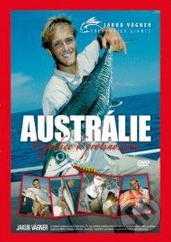 S Jakubem na rybách: Austrálie DVD