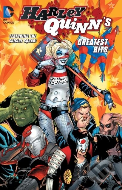 Harley Quinns Greatest Hits - Amanda Conner, Jimmy Palmiotti, Paul Dini a kol.