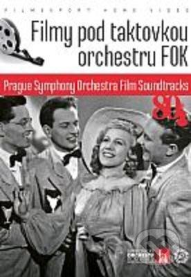 Filmy pod taktovkou orchestru FOK - digipack DVD