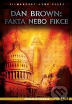 Kolekce Dan Brown: Fakta a fikce DVD