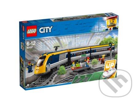 LEGO City 60197 Osobný vlak - LEGO