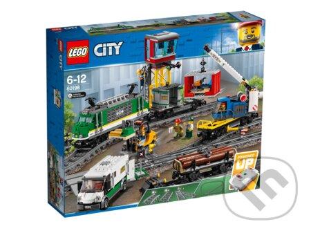 LEGO City 60198 Nákladný vlak - LEGO