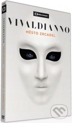 Vivaldianno: Město zrcadel DVD