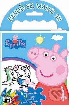 Nenuď se, maluj si! Peppa Pig - Jiří Models