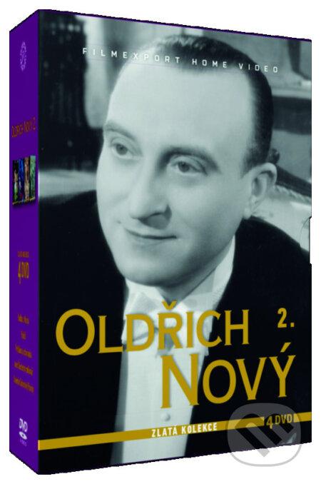 Oldřich Nový 2 - Zlatá kolekce DVD