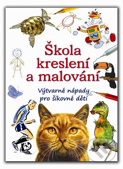 Škola kreslení a malování - Svojtka&Co.