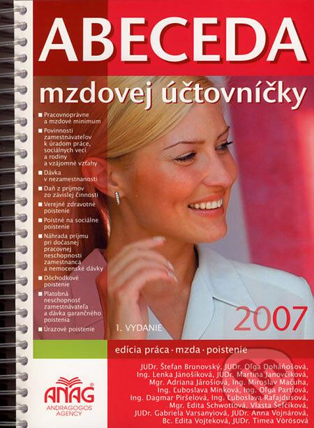 Peticenemocnicesusice.cz Abeceda mzdovej účtovníčky 2007 Image
