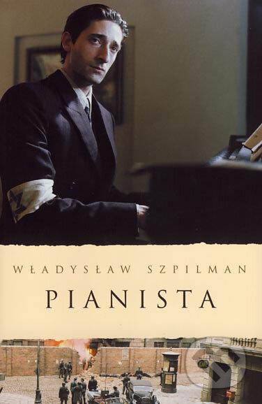 Kniha Pianista (Władysław Szpilman)