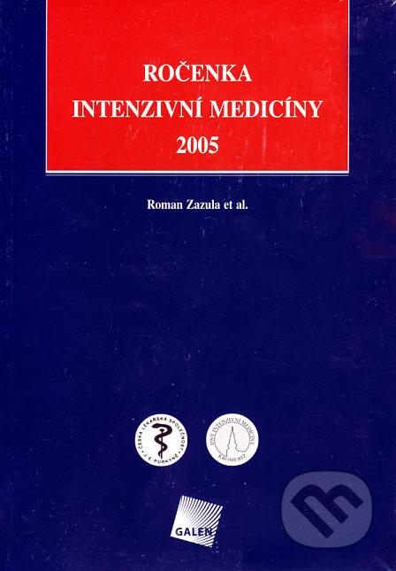 Fatimma.cz Ročenka intenzivní medicíny 2005 Image