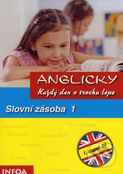 Removu.cz Anglicky každý den o trochu lépe - Slovní zásoba 1 Image
