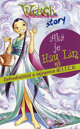 Fatimma.cz W.I.T.C.H. - Aká je Hay Lin Image