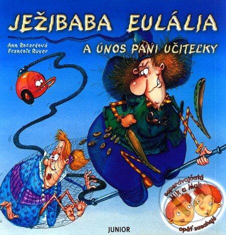 Fatimma.cz Ježibaba Eulália a únos pani učiteľky Image