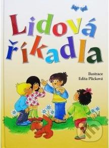 Lidová říkadla - Edita Plicková
