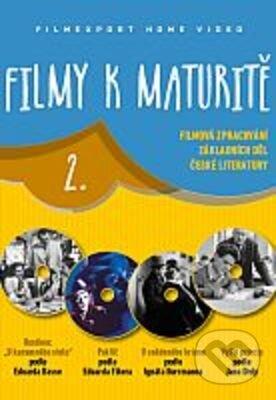 Filmy k maturitě 2 - kolekce DVD
