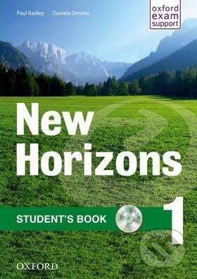 New Horizons 1: Student's Book - Oxford University Press