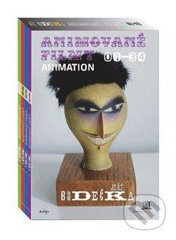 Jiří Brdečka - Animované filmy 01-34 / Animation DVD