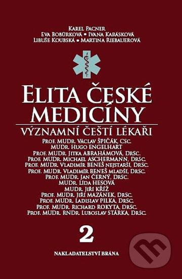 Fatimma.cz Elita české medicíny: Významní čeští lékaři 2 Image