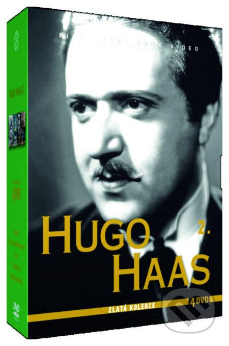 Hugo Haas 2 - Zlatá kolekce DVD