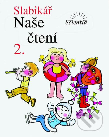 Slabikář - Naše čtení - František Kábele, Vladimír, Linc
