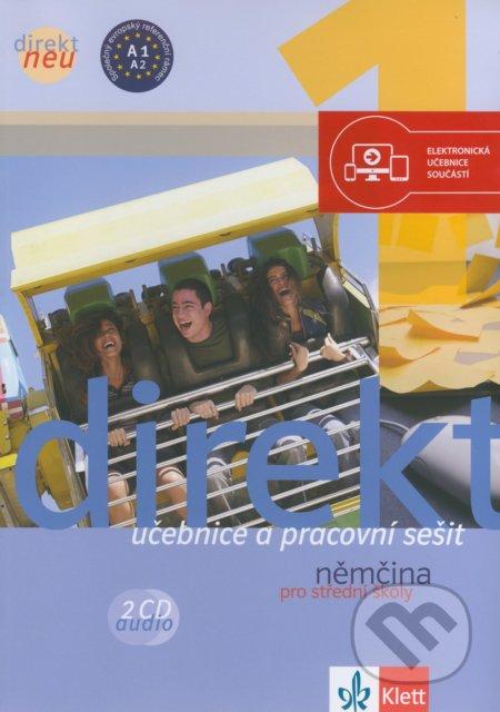 Venirsincontro.it Direkt neu 1: Učebnice a pracovní sešit Image