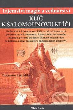 Fatimma.cz Klíč k Šalomounovu klíči Image