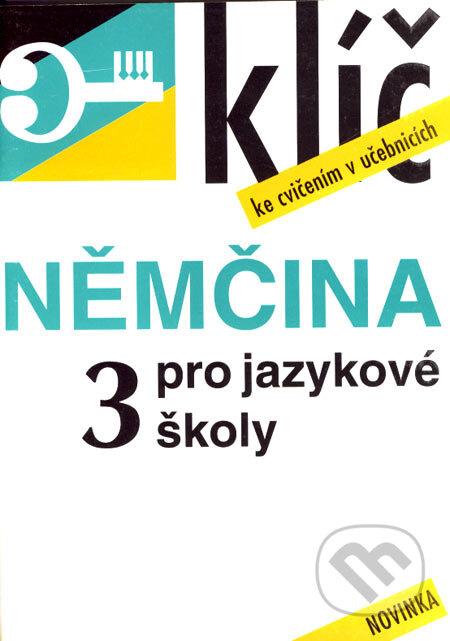 Newdawn.it Němčina pro jazykové školy 3 (Klíč ke cvičením v učebnicích) Image
