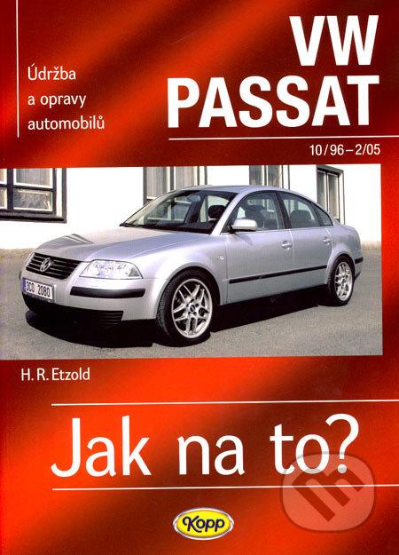 VW Passat od 10/96 do 2/05 - Hans-Rüdiger Etzold