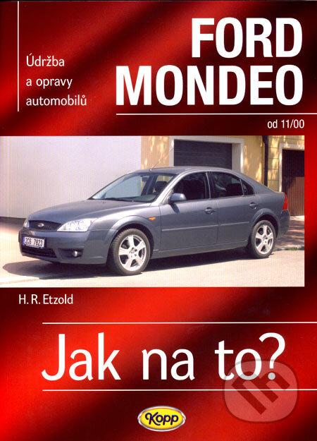 Fatimma.cz Ford Mondeo od 11/00 Image