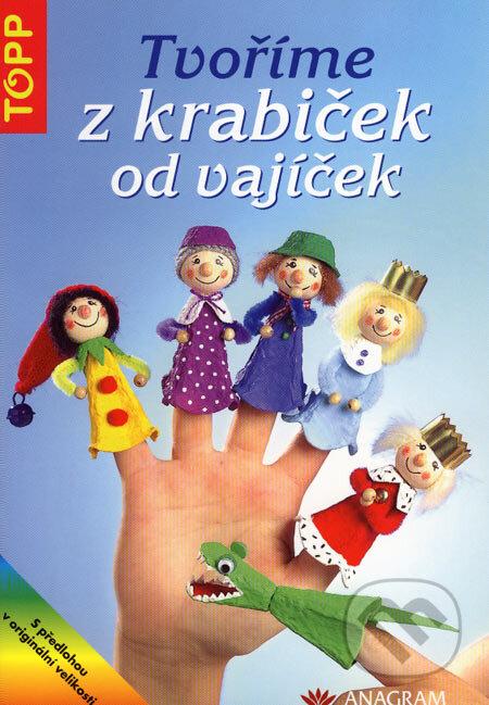 Fatimma.cz Tvoříme z krabiček od vajíček Image