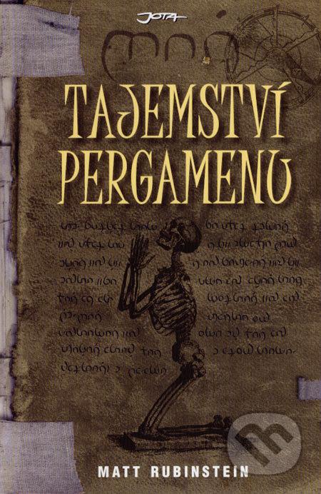 Fatimma.cz Tajemství pergamenu Image