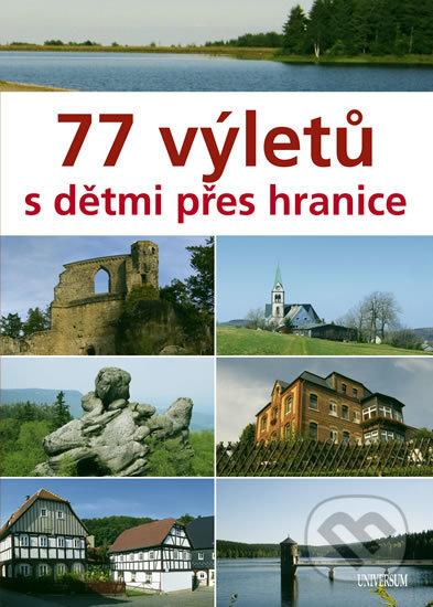 Fatimma.cz 77 výletů s dětmi přes hranice Image