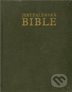 Fatimma.cz Jeruzalémská Bible (zelená) Image