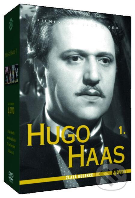 Hugo Haas 1 - Zlatá kolekce DVD