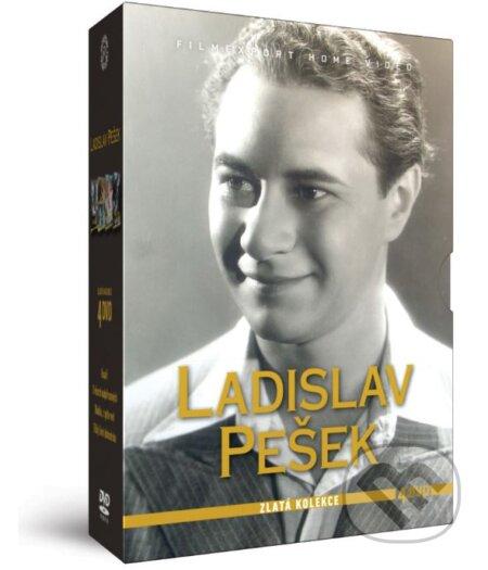 Ladislav Pešek - Zlatá kolekce DVD