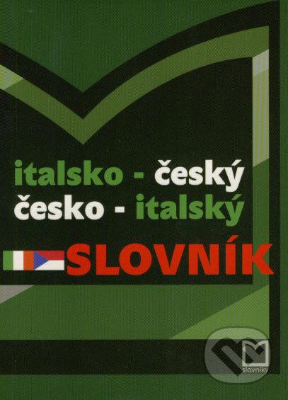 Italsko-český a česko-italský slovník -