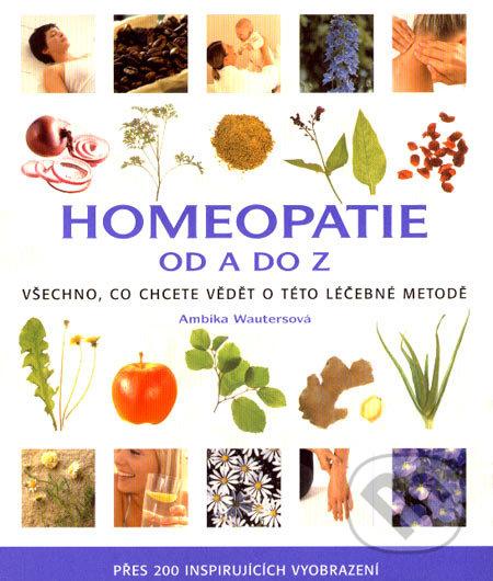 Fatimma.cz Homeopatie od A do Z Image