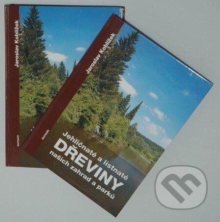 Interdrought2020.com Jehličnaté a listnaté dřeviny našich zahrad a parků (1. a 2. svazek) Image