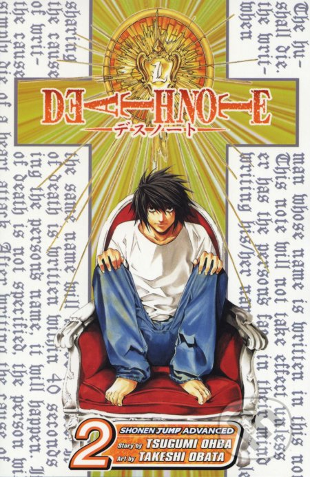 Death Note 2 - Takeshi Obata