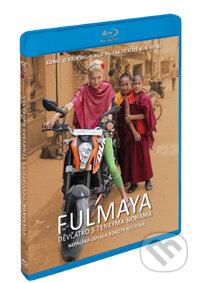 Fulmaya, děvčátko s tenkýma nohama (Blu-ray) Blu-ray