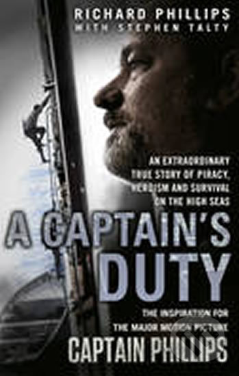 A Captain's Duty - Stephen Talty, Richard Phillips