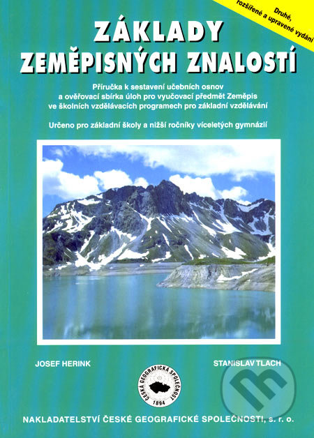 Základy zeměpisných znalostí - Josef Herink, Stanislav Tlach