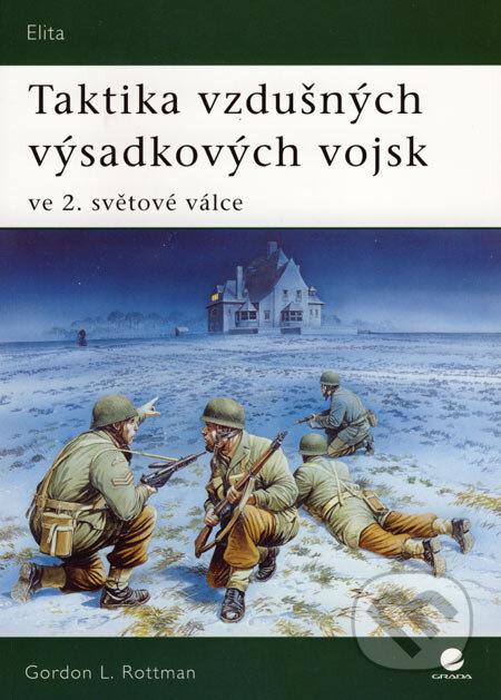 Fatimma.cz Taktika vzdušných výsadkových vojsk ve 2. světové válce Image