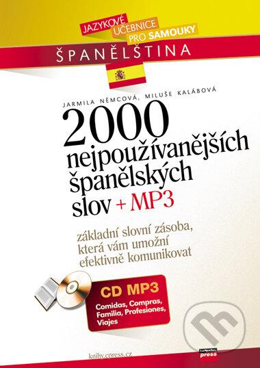 Bthestar.it 2000 nejpoužívanějších španělských slov + MP3 Image