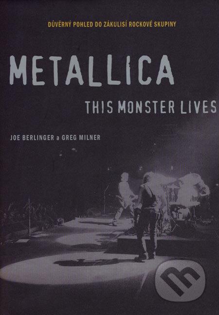 Removu.cz Metallica: This Monster Lives Image