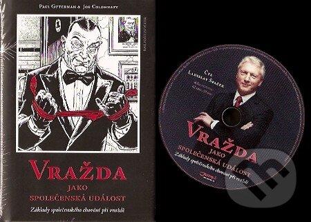 Peticenemocnicesusice.cz Vražda jako společenská událost + CD Image