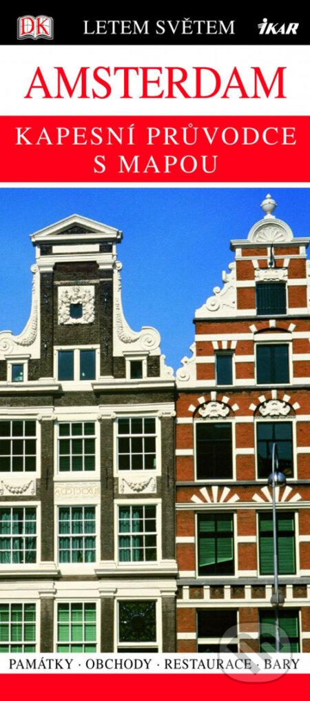 Fatimma.cz Amsterdam - kapesní průvodce s mapou Image