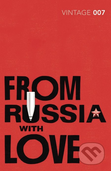 From Russia with Love - Ian Fleming