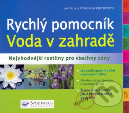 Voda v zahradě - Svojtka&Co.